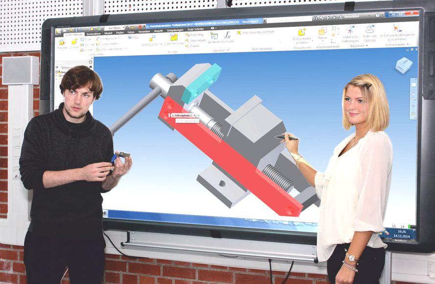 Berufsfachschule technische kommunikation und for Produktdesign schule