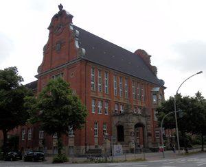 Gebäude Eimsbüttel
